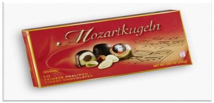 Mozartkuler i eske
